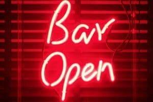 local bartending school is now open